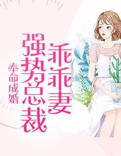 奉命成婚:强势总裁乖乖妻