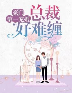 《豪门第一宠婚:总裁好难缠》小说全章节免费阅读