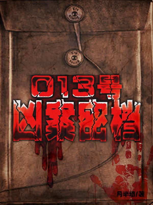 013号凶案密档