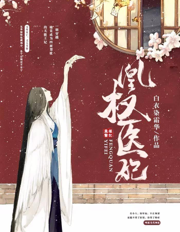 热门小说《凰权医妃》全文在线免费阅读